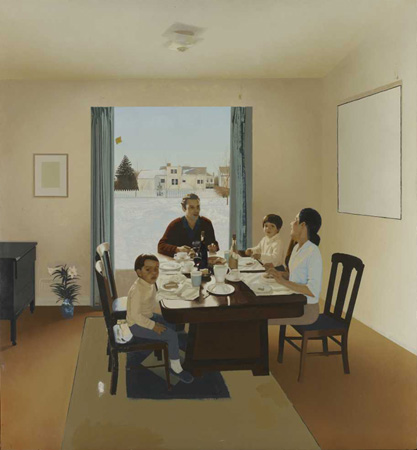 Jack Chambers. Lunch [Unfinished], 1969